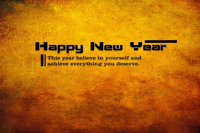 New Year 2016 Quote With Beach Wallpaper Hd: Happy New Year 2016 HD Images, Wallpapers, Quotes
